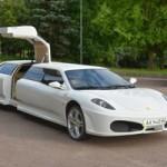 Ô tô - Xe máy - Xe limousine Ferrari nhái giống như thật