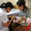 Vụ chôn thuốc sâu: BV khám cho dân miễn phí