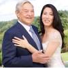 Tỷ phú George Soros lên xe hoa ở tuổi 83