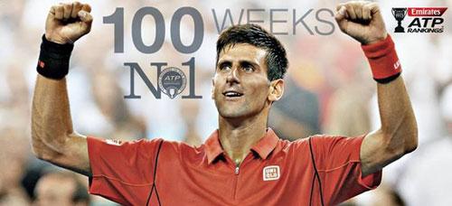 """Djokovic & 100 tuần cho màn """"thoát xác"""" - 1"""