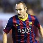 Bóng đá - Barca: Khi Iniesta không còn là số 2