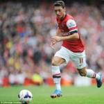 Bóng đá - Arsenal: Ozil đang nhập gia tùy tục
