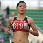 """Thể thao - Giải điền kinh VĐQG 2013: Vũ Thị Hương suýt rơi """"vàng"""""""