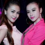 Phim - Angela Phương Trinh cẩn trọng dự tiệc