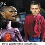 Bóng đá - Biếm họa hàng hớ Eto'o tới Chelsea