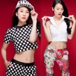 Thời trang - Ngắm vòng eo 61cm của Thái Hà