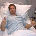Thể thao - Murray khoe ảnh trên giường bệnh