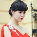 Bạn trẻ - Cuộc sống - Miss Teen Linh Hàn lãng mạn trên phố thu