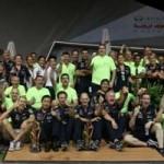 Thể thao - F1 - Singapore GP: Phía sau vạch đích
