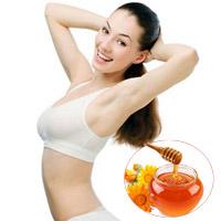 Bí kíp giảm béo bụng từ mật ong