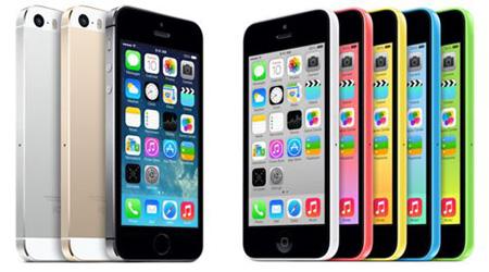 Mua iPhone 5S - 5C trả góp chỉ với 4 triệu đồng - 1