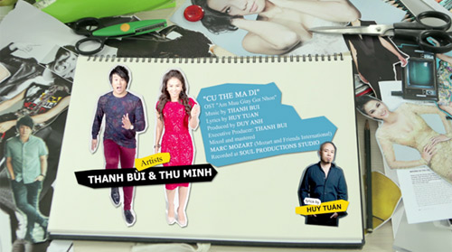 MV đầy sáng tạo của Thanh Bùi và Thu Minh - 1