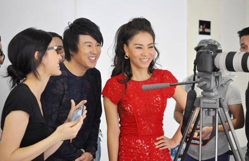 MV đầy sáng tạo của Thanh Bùi và Thu Minh - 4