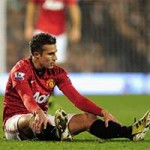 Bóng đá - Van Persie lỡ hẹn trận gặp Liverpool