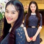 Thời trang - Linh Chi xinh xắn như nữ sinh trung học