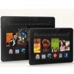 """Amazon trình làng Kindle Fire HDX bản 7 """"  và 8,9 """""""