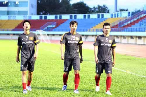Lộ đội hình U23 VN đấu U23 Galatasaray - 1