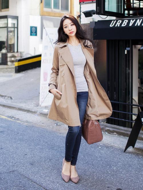 3 kiểu áo khoác cần có của nàng công sở - 15
