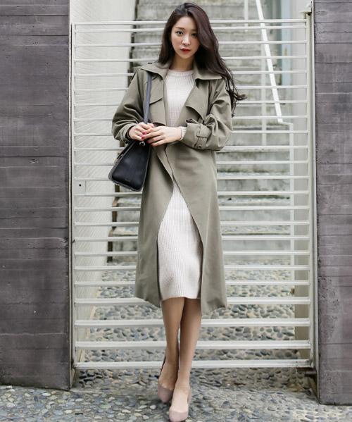 3 kiểu áo khoác cần có của nàng công sở - 13