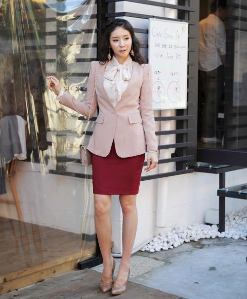 3 kiểu áo khoác cần có của nàng công sở - 8