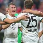 Bóng đá - Bayern – Hannover: Khẳng định sức mạnh