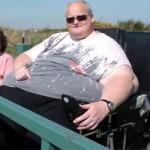 Phi thường - kỳ quặc - Người đàn ông béo nhất thế giới tìm được tình yêu