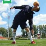 Bóng đá - Cao thủ tâng bóng nghệ thuật ở giải VĐTG