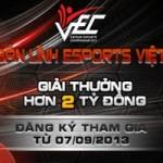 Thể thao - Khởi động giải vô địch thể thao điện tử VEC 2013