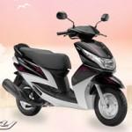Ô tô - Xe máy - Yamaha Ray mới điệu đà cho phái đẹp