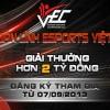 Khởi động giải vô địch thể thao điện tử VEC 2013