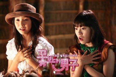 Những đôi bạn nữ hiếm trong phim Hàn - 1