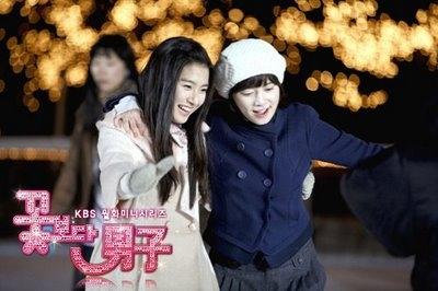 Những đôi bạn nữ hiếm trong phim Hàn - 3