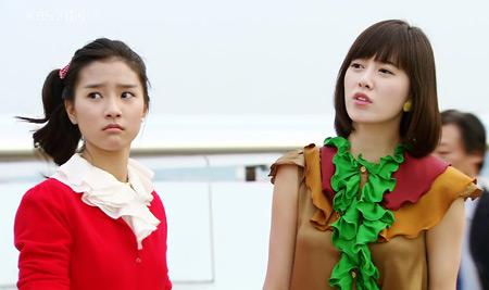 Những đôi bạn nữ hiếm trong phim Hàn - 2