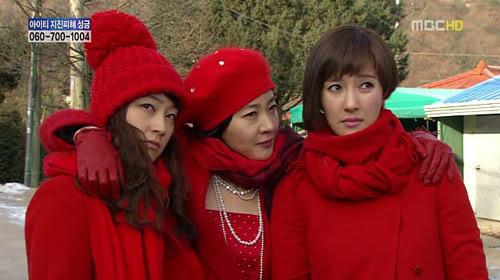 Những đôi bạn nữ hiếm trong phim Hàn - 7