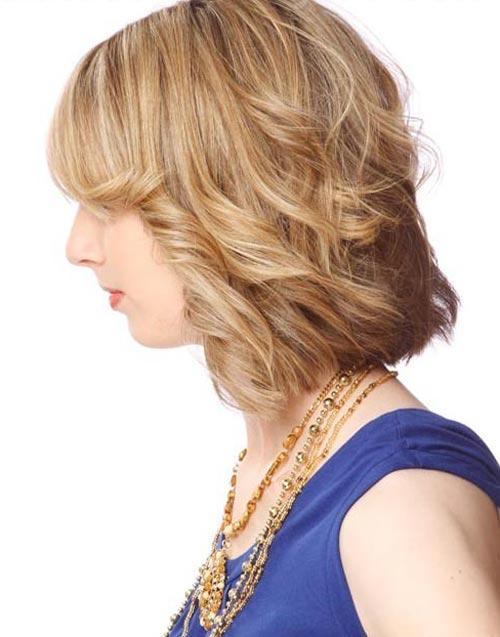 Kiểu tóc khắc phục nhược điểm mặt dài - 2