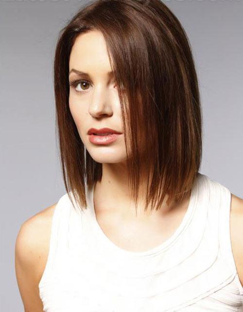 Kiểu tóc khắc phục nhược điểm mặt dài - 7