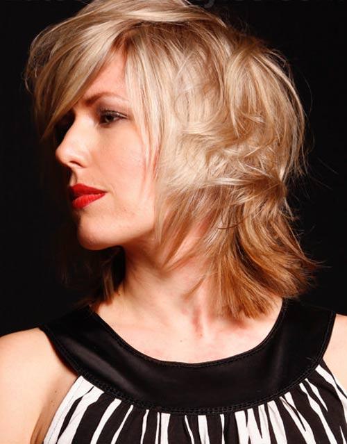 Kiểu tóc khắc phục nhược điểm mặt dài - 8