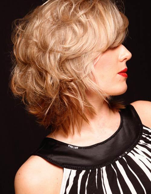 Kiểu tóc khắc phục nhược điểm mặt dài - 9