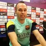 Bóng đá - Iniesta nguyện trung thành với Barca
