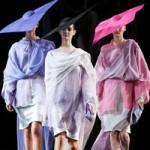 Thời trang - Dòng suối dịu mát của Giorgio Armani