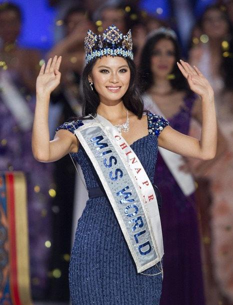 Đại diện Philippines thành tân hoa hậu! - 1