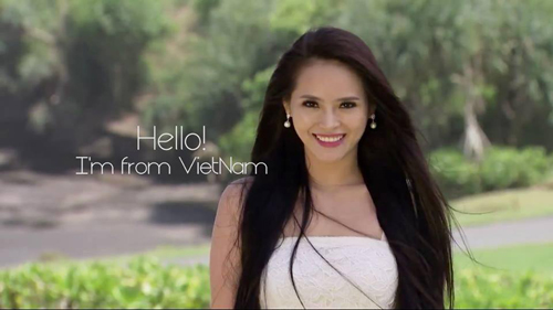 Đại diện Philippines thành tân hoa hậu! - 2