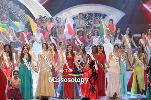 Đại diện Philippines thành tân hoa hậu! - 8