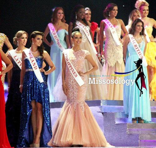 Đại diện Philippines thành tân hoa hậu! - 9