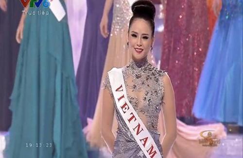 Đại diện Philippines thành tân hoa hậu! - 4