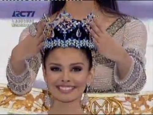 Nhan sắc của tân Hoa hậu thế giới 2013 - 1
