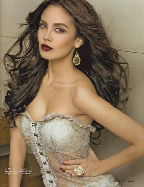 Nhan sắc của tân Hoa hậu thế giới 2013 - 5