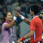 Thể thao - Djokovic bị Li Na hạ gục