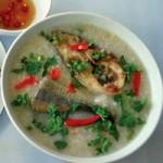 Ẩm thực - Về Vinh Hiền ăn cháo cá vẩu