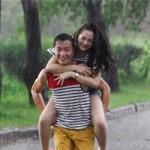 Phim - Cảnh cõng nhau lãng mạn trên phim Việt